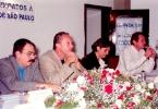 Encontro debate com os candidatos à Assembleia Legislativa do Estado de São Paulo