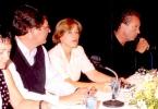 Abertura do Fórum Permanente de discussão sobre indisciplina na escola e sua relação com a violência, realizado no Teatro Municipal de São José dos Campos