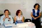 Projeto Saltimbancos realizado no dia 25 de abril de 1997, na Delegacia de Ensino de Taubaté