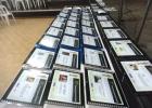 Homenagem recebida em 27/03/2014 pela APROESP, em função de ter se destacado como entidade do 3º Setor – Segmento Associações, em 2013.