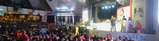 Presidente da APROESP participou do 3º Congresso da UGT