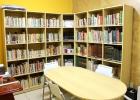 Biblioteca/ Sala de leitura – Sede